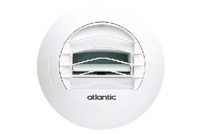 Atlantic bcet45 135 bouche extraction autor glable cuisine for Bouche d extraction vmc cuisine