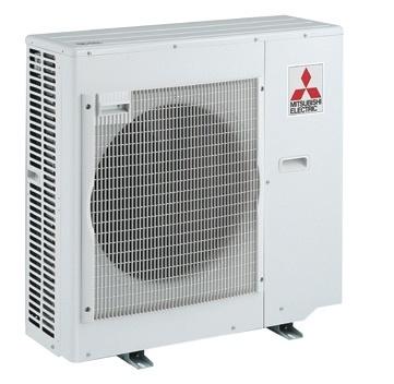 Mitsubishi mxz 5c100va msz ge25va msz fd50vas climatiseur for Climatiseur mural mitsubishi