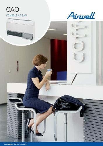 airwell cao 230 climatiseur condensation eau monobloc. Black Bedroom Furniture Sets. Home Design Ideas