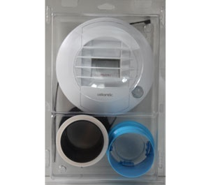 Atlantic kit baw5 30pp 80g bouche extraction vmc for Bouche extraction vmc hygroreglable