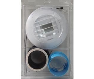 Atlantic kit bhb 10 45 80g bouche extraction vmc for Bouche extraction vmc hygroreglable