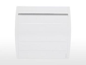 atlantic nirvana radiateur horizontal blanc 750w 507407 nirvana digital horizontal blanc 750w. Black Bedroom Furniture Sets. Home Design Ideas