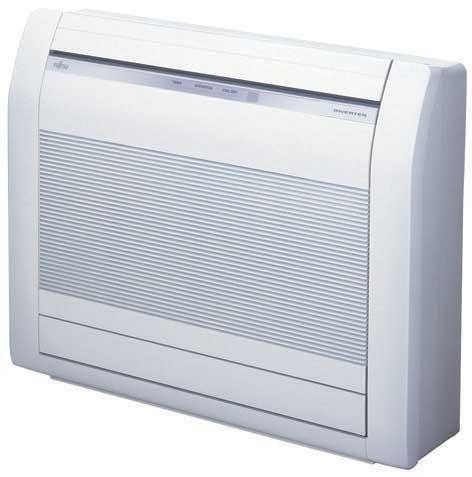 agyg9lvc atlantic futjitsu climatiseur mono split console. Black Bedroom Furniture Sets. Home Design Ideas