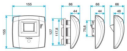 aldes w13 bahia curve s 125 bouche hygror glable wc 11015472 bouche w13 bahia curve s sanitaire. Black Bedroom Furniture Sets. Home Design Ideas