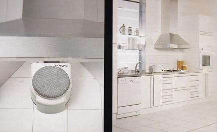 unelvent ck40f extracteur d 39 air cuisine 500545 ck 40 f. Black Bedroom Furniture Sets. Home Design Ideas