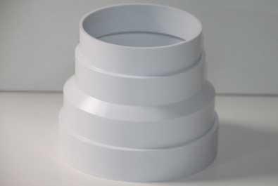 atlantic rp100 80 r duction circulaire pvc 422222 rp 100 80. Black Bedroom Furniture Sets. Home Design Ideas